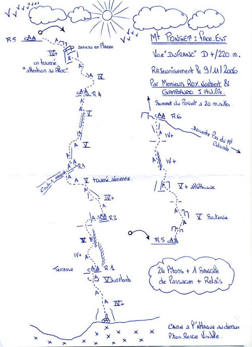 Ponset (Monte) Dufranc 2017-06-29