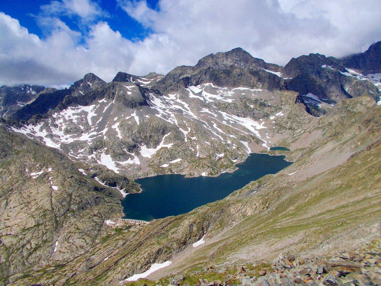 Lago dell'Agnel