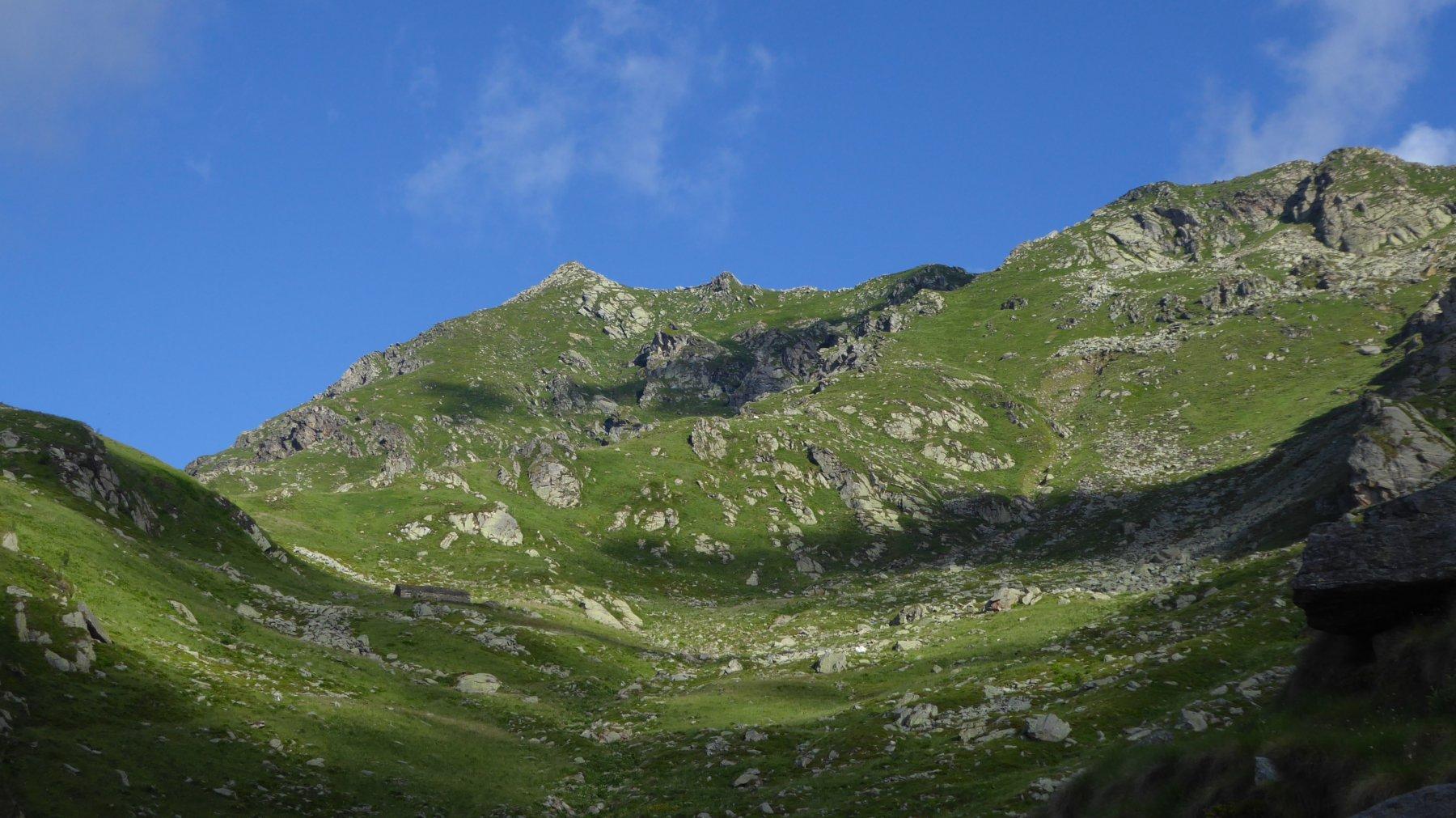 Verzel e conca Alpe Pistone inferiore