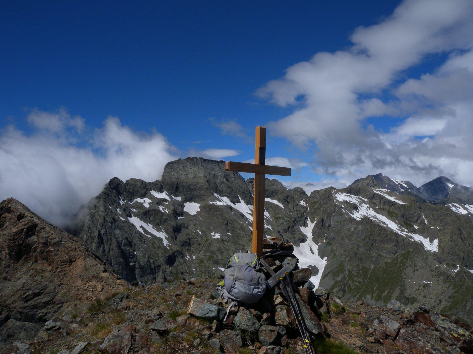 La  nuova Croce e Torre d'Ovarda e Golai