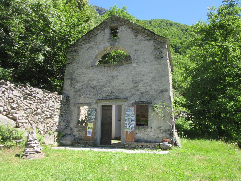 Oratorio della Madonna dei Sette Dolori a Piana Viana