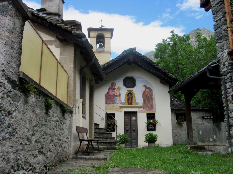 Goreto Oratorio Sant'Antonio Abate