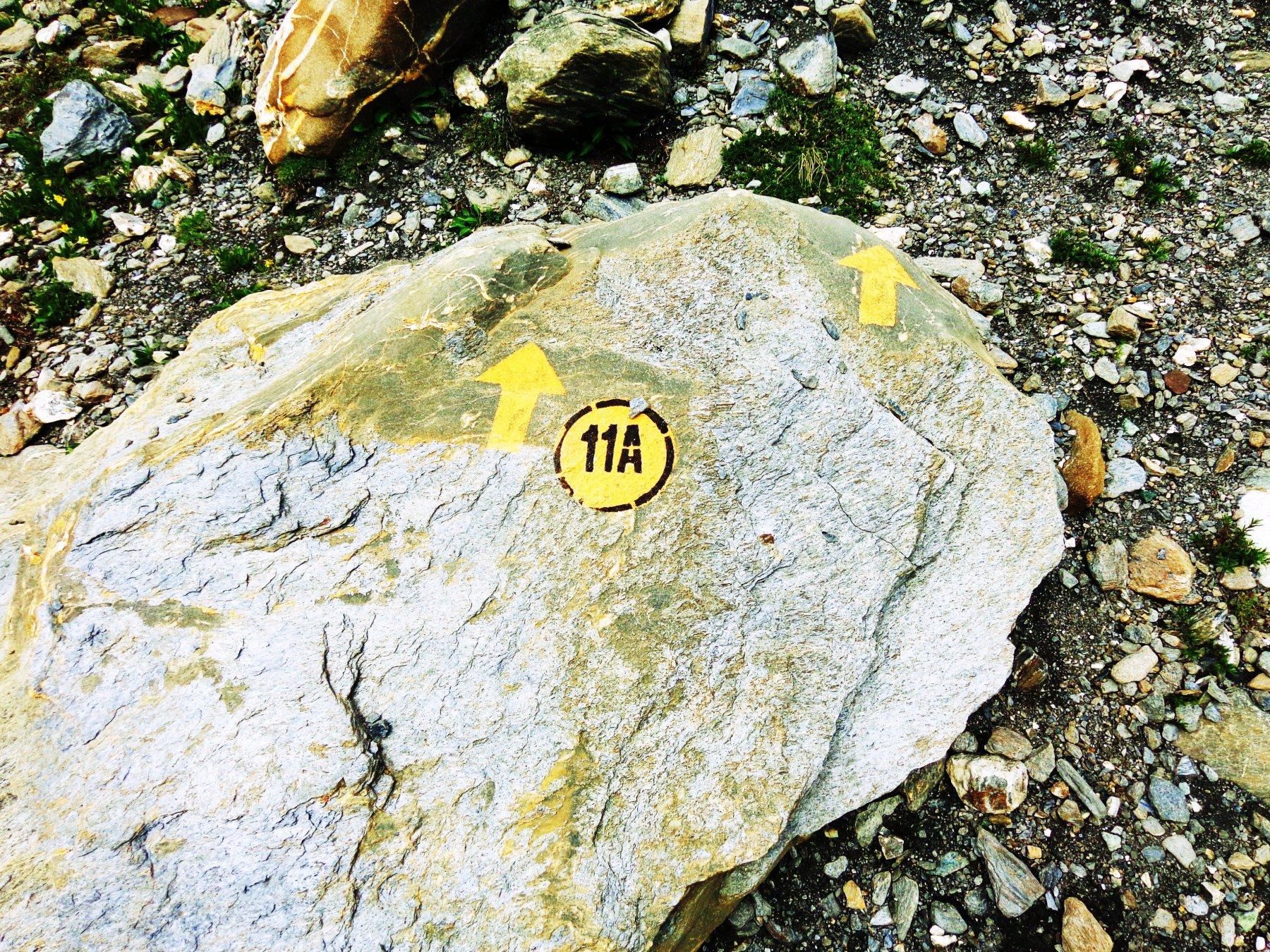 11A sale al lago