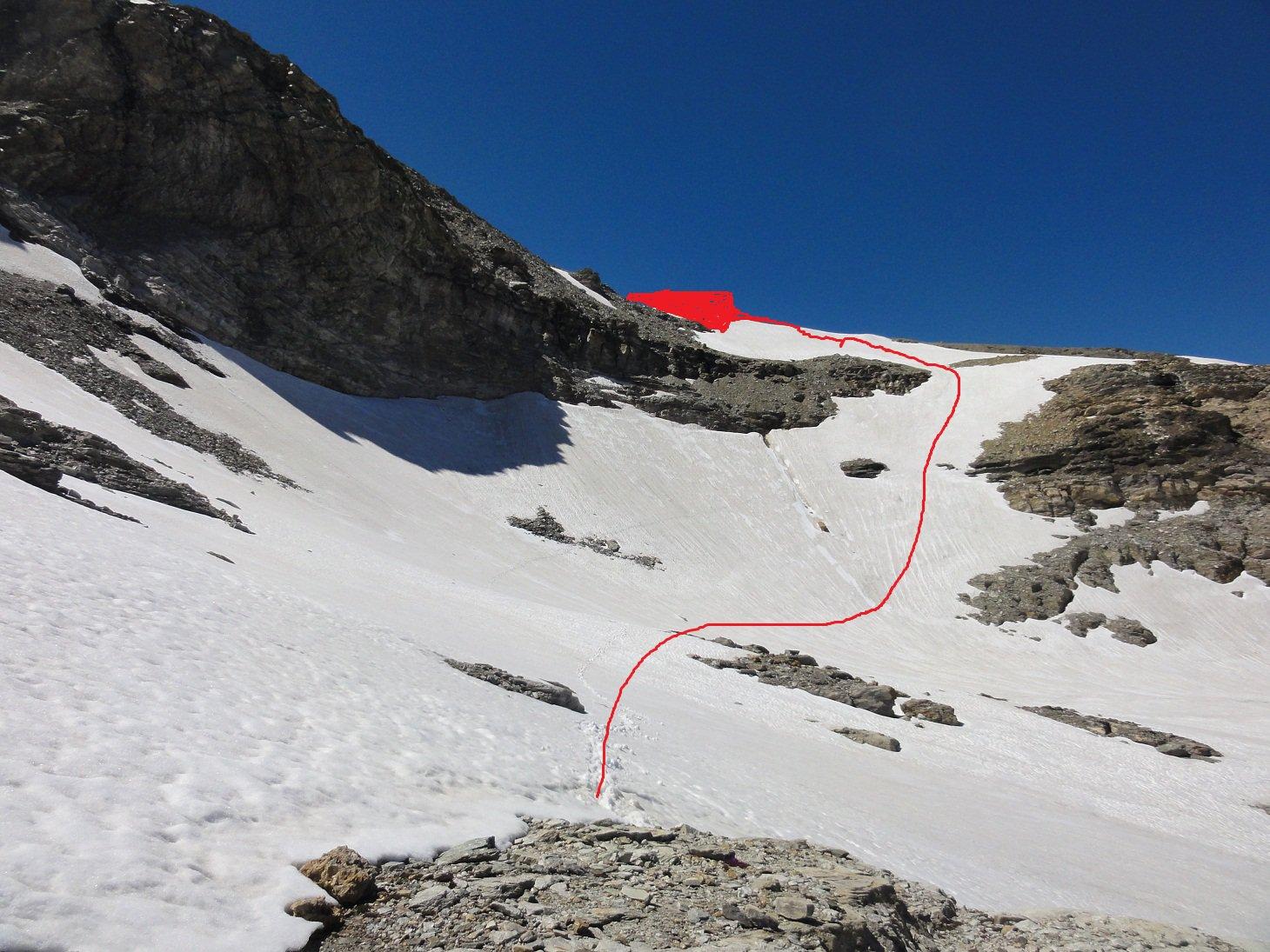 parete nevosa