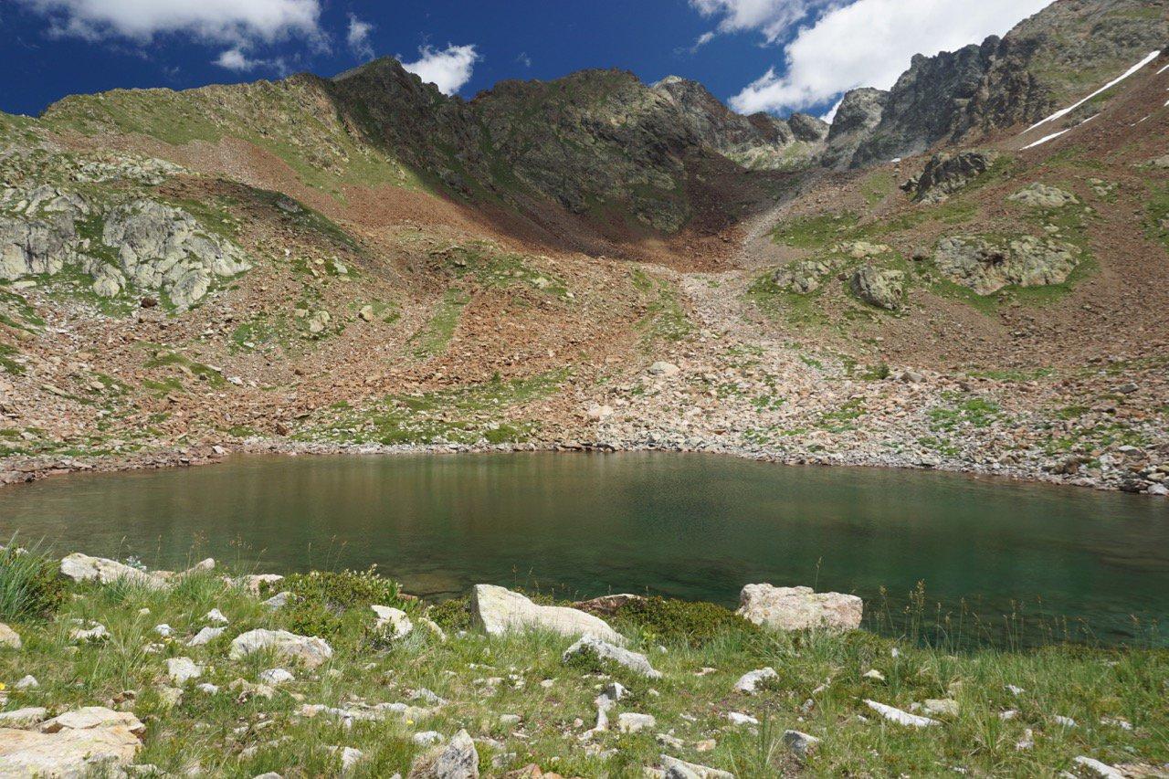 Lago della Paur piccolo