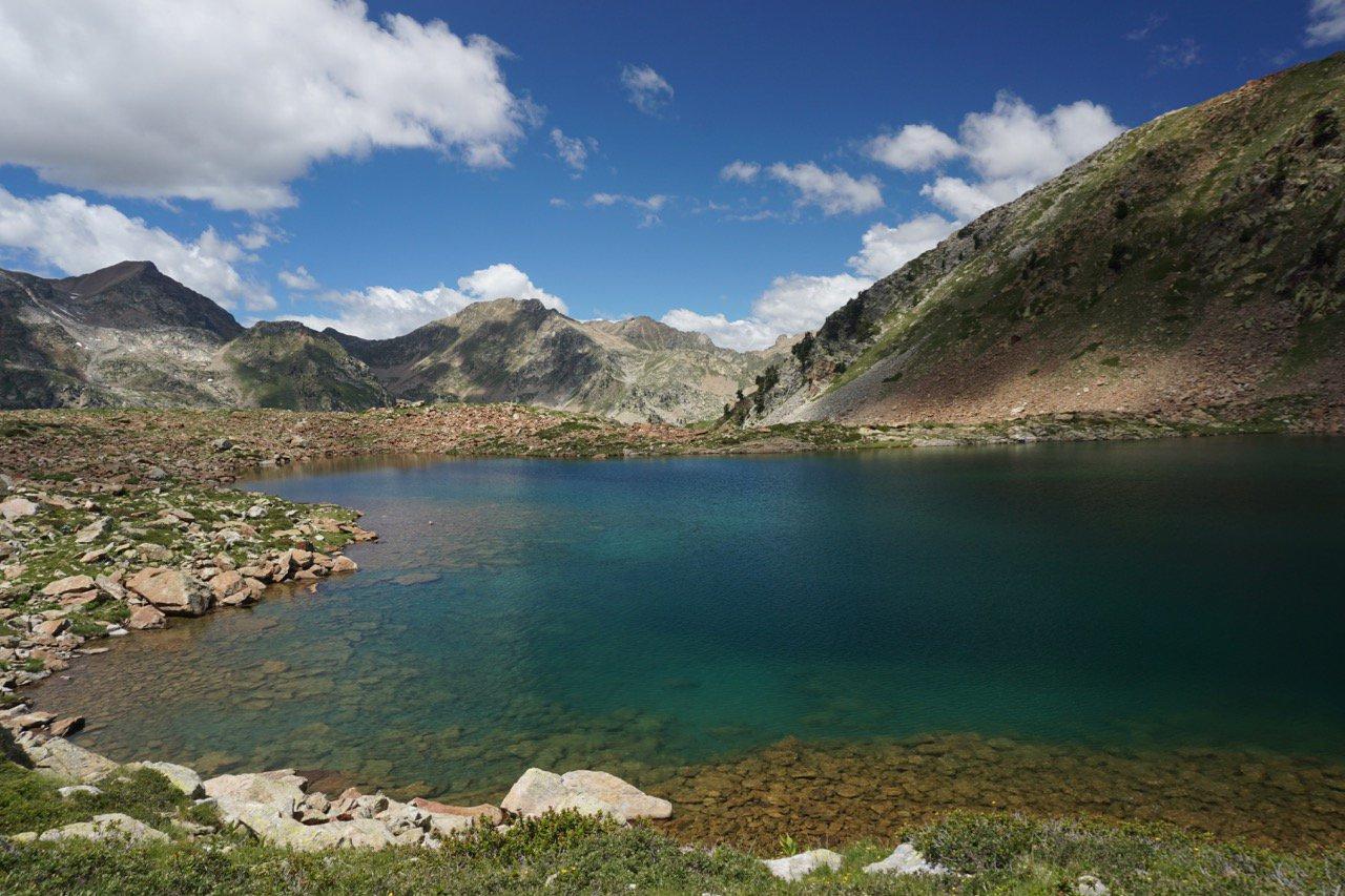 Lago della Paur grande