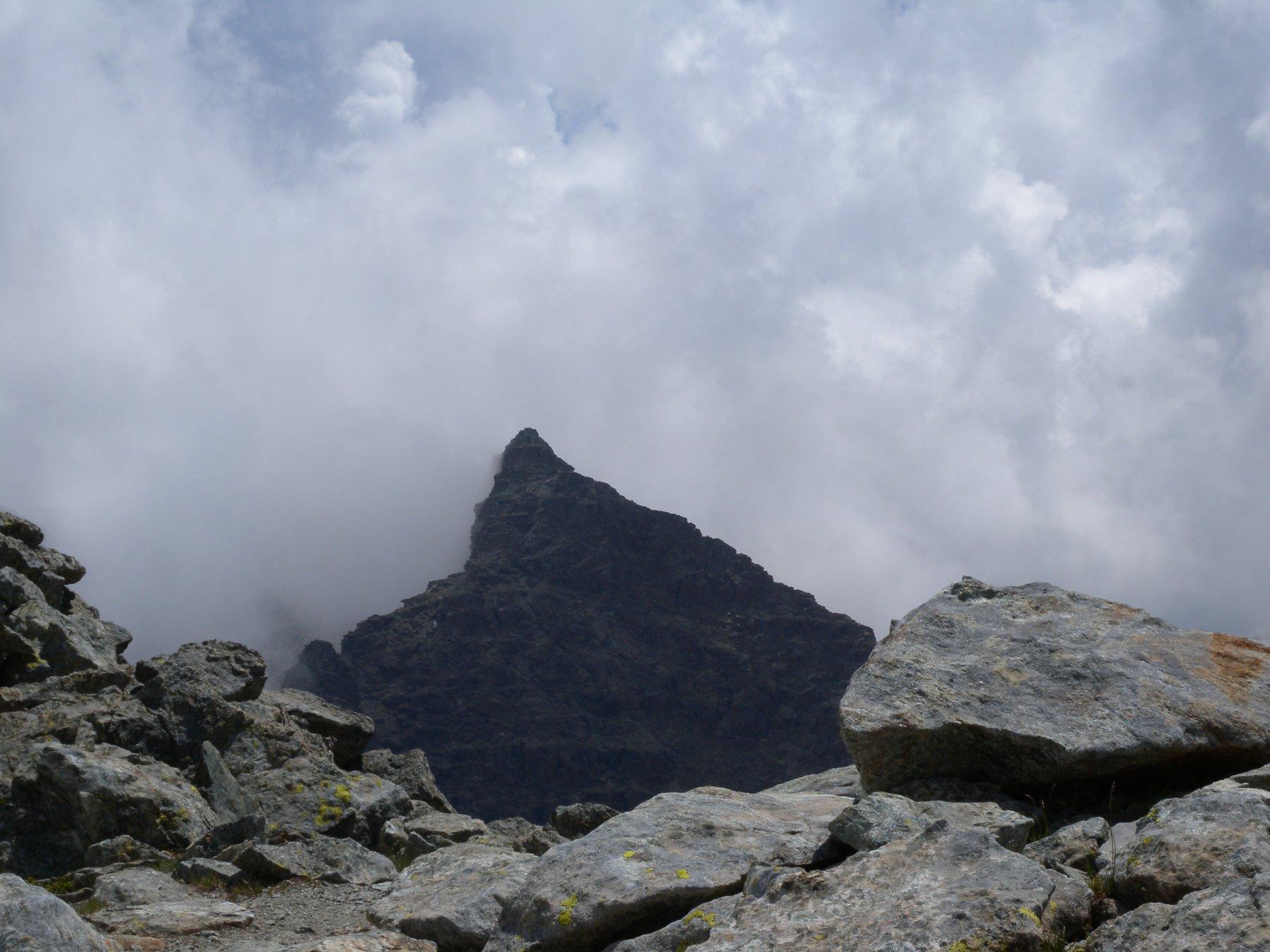 Rocciavre nelle nuvole