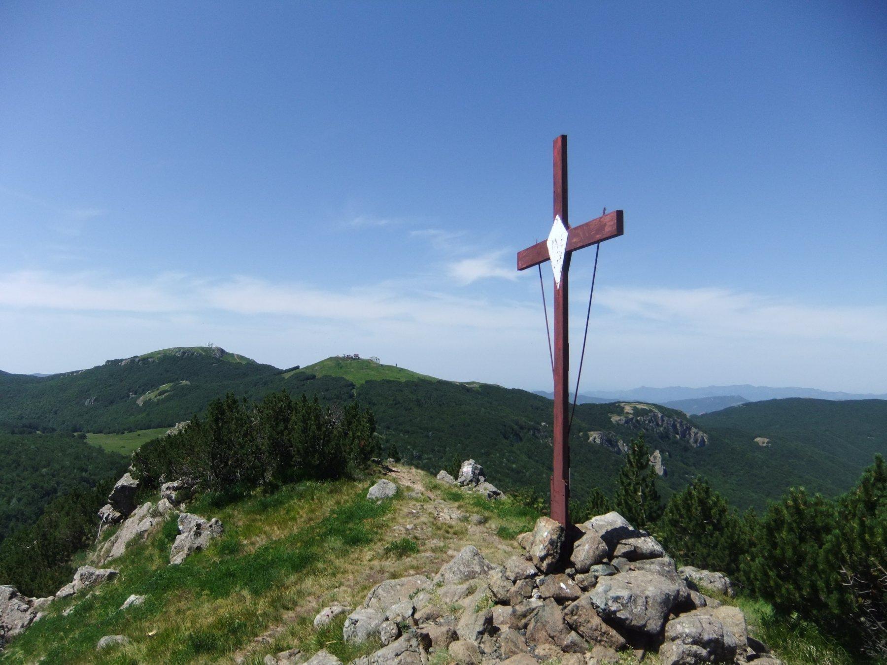 Dal Monte Nero : Maggiorasca e Bue