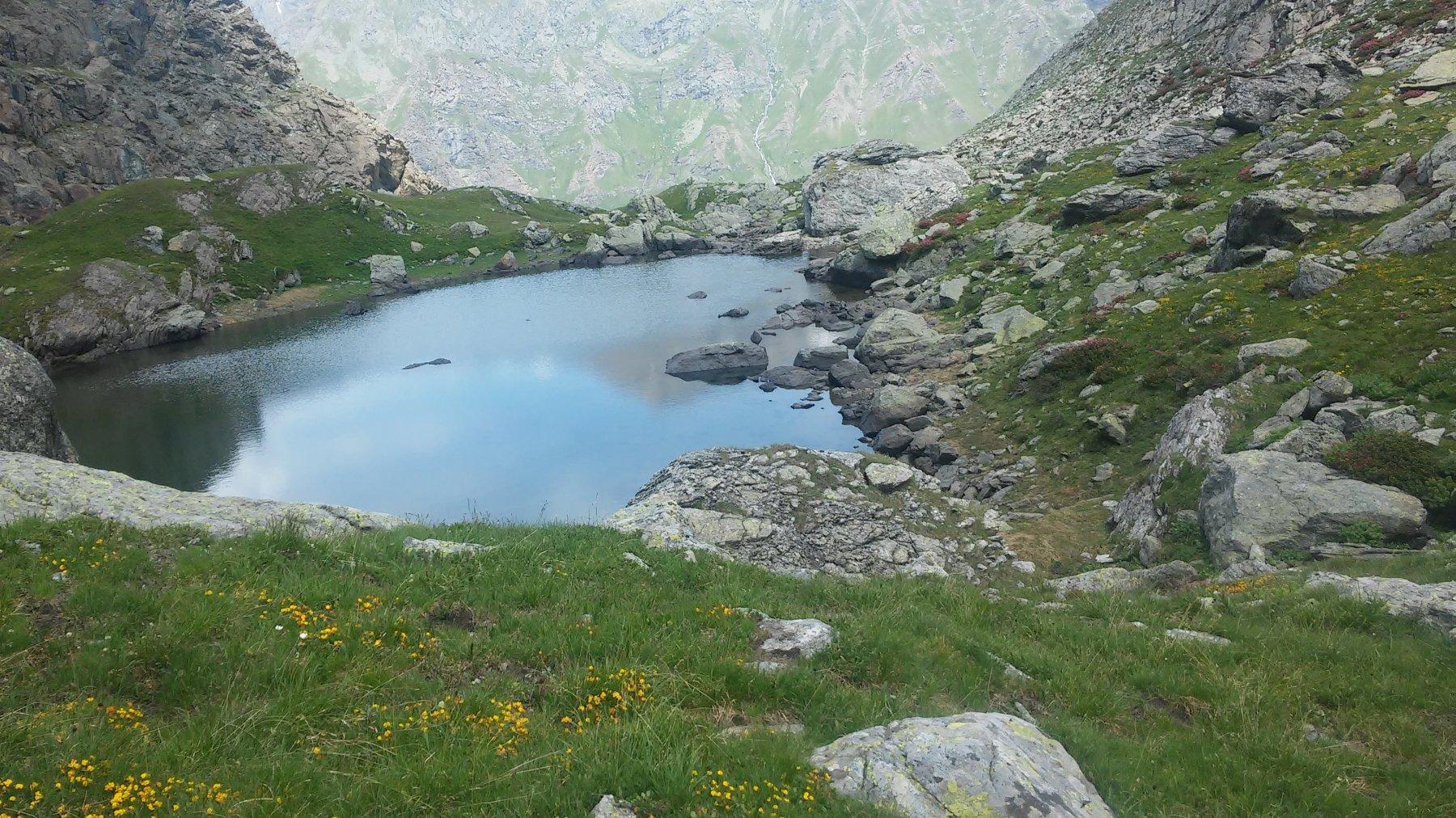 Lago del Turlo inferiore