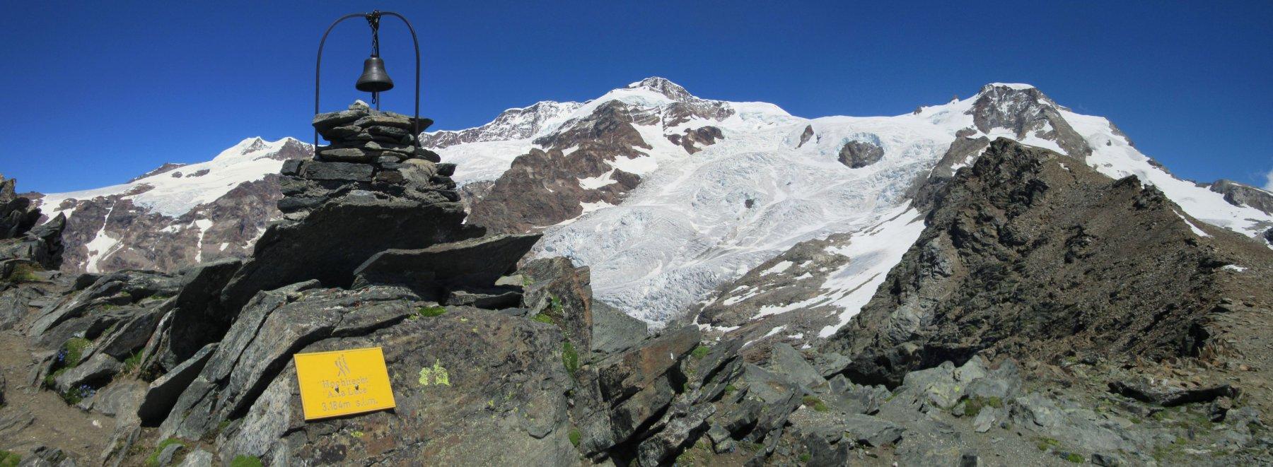 Alta Luce e il Monte Rosa