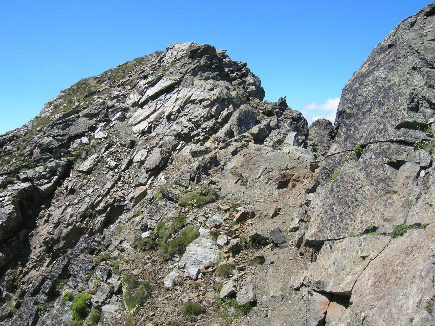 Fallère (Mont) da Caillod, giro 2017-07-13
