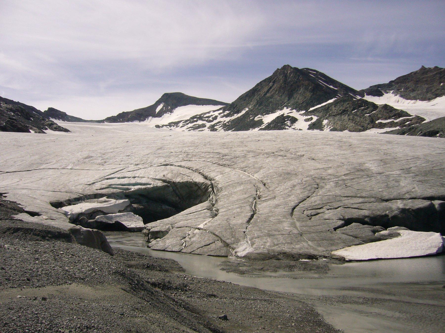 glacier du baounet