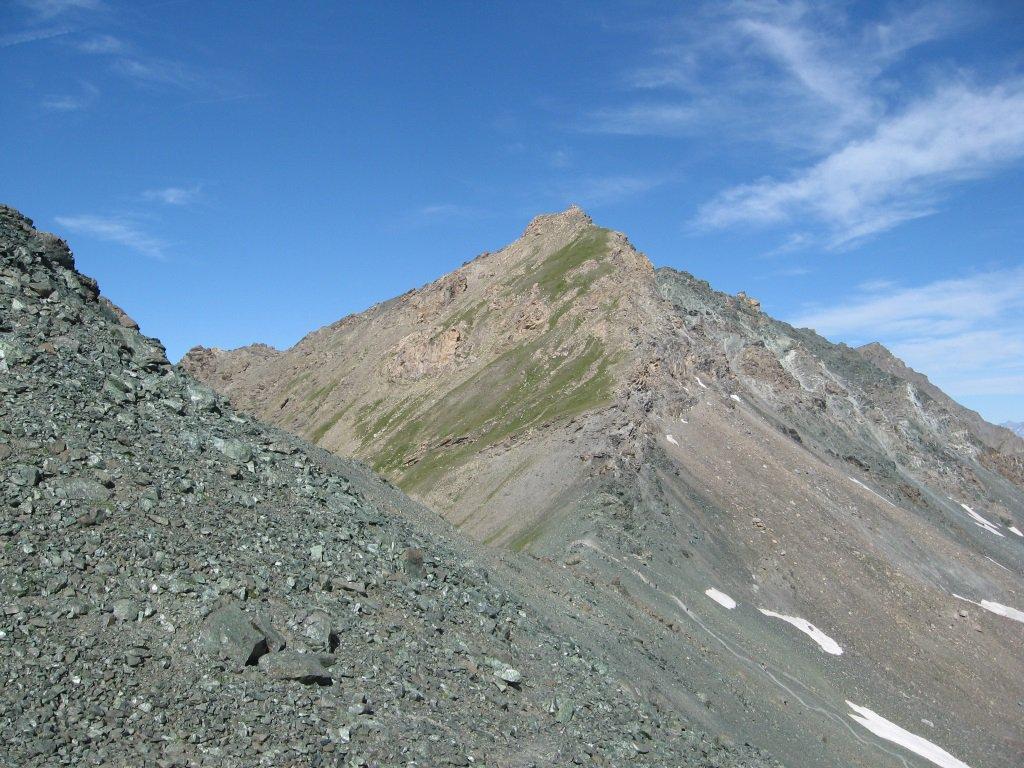 Col de la Noire e Pic de la Farneireta