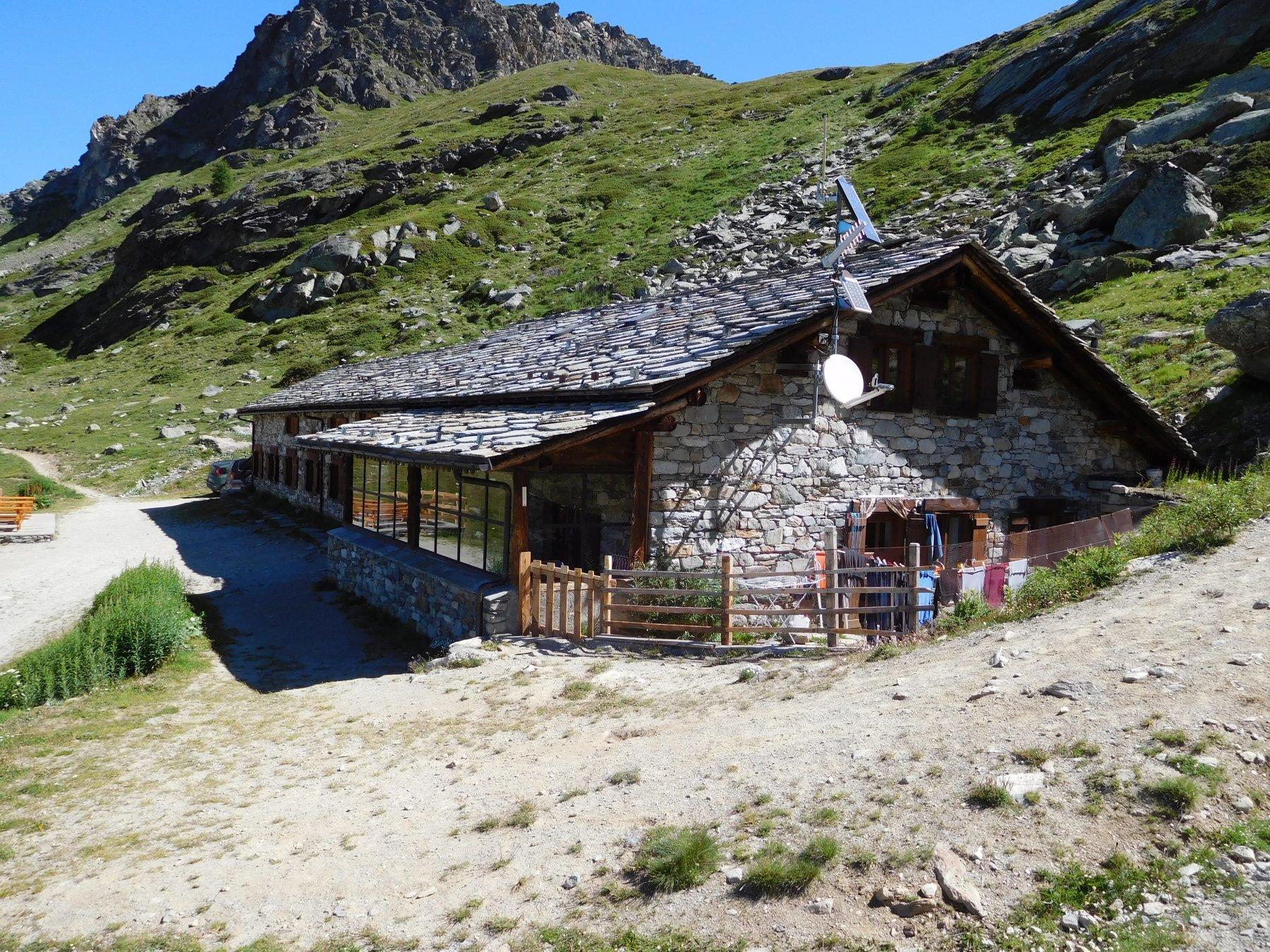 Fenetre (Col de) da Surrier 2017-07-15