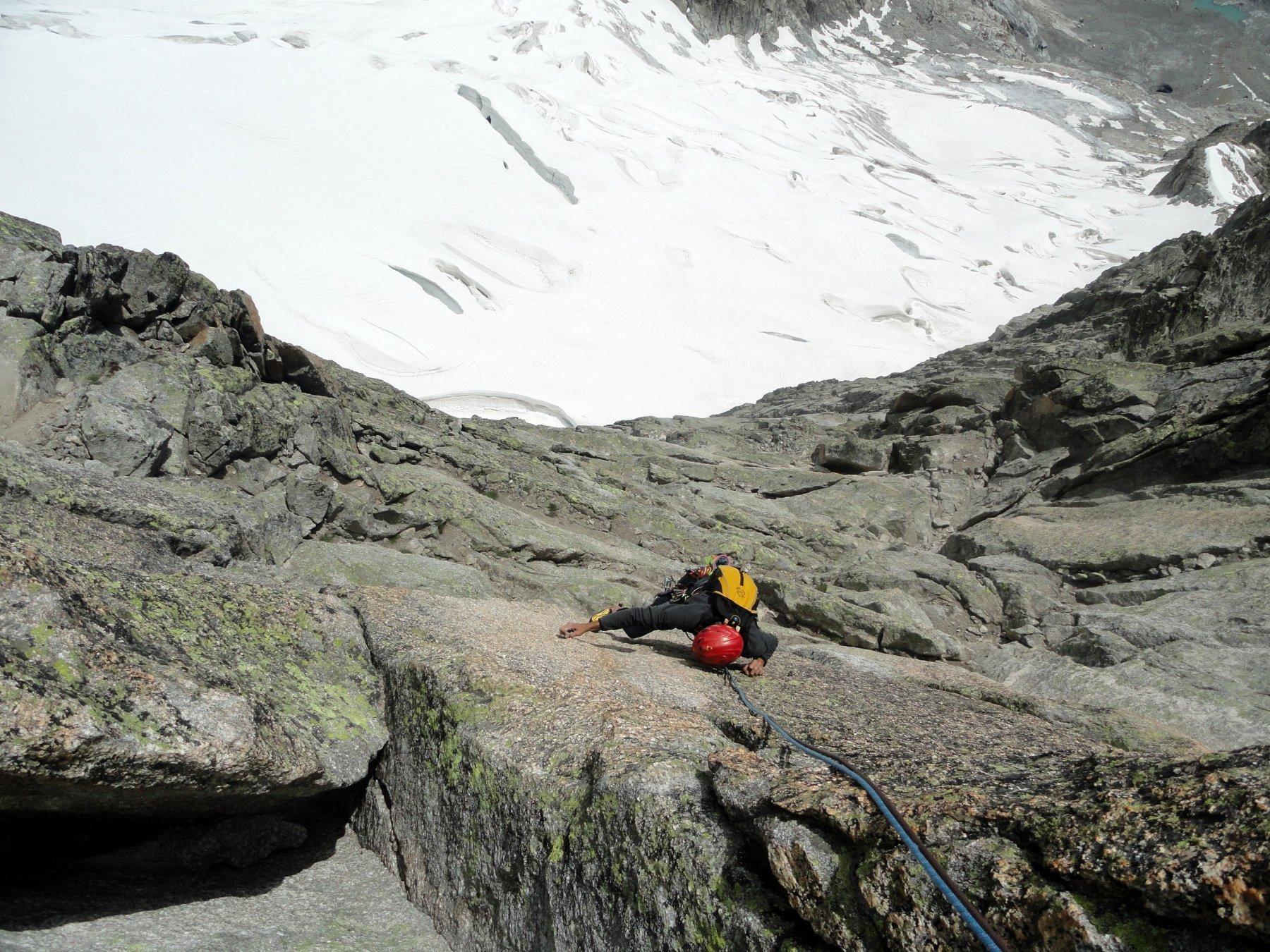 Savoie (Aiguille de) Favola d'Amore 2017-07-15