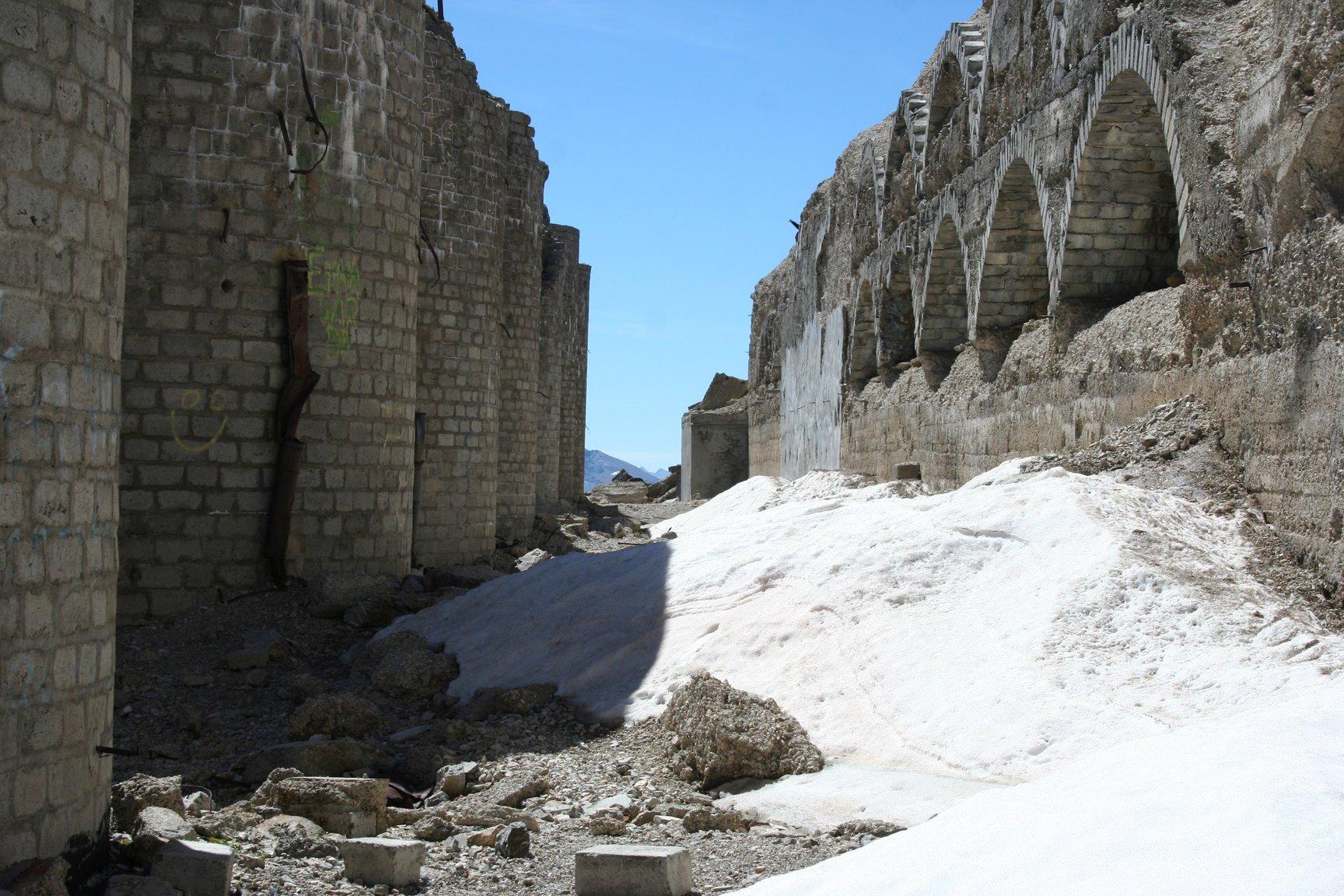resti di fortificazione