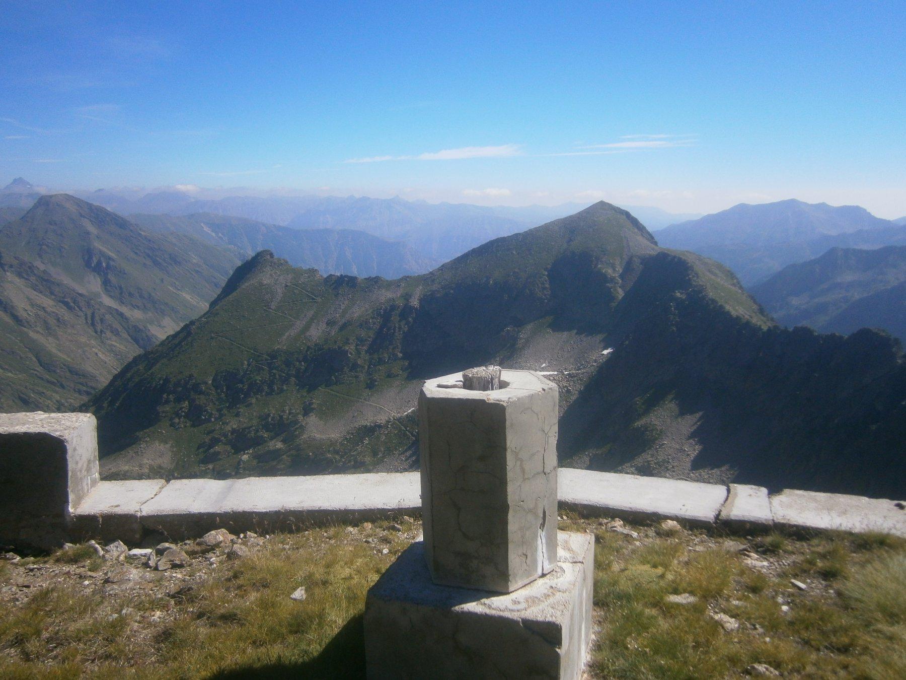 Guglia e Rocca di san Bernolfo