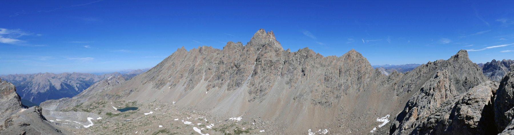 L' Aiguille de Chambeyron 3412 metri