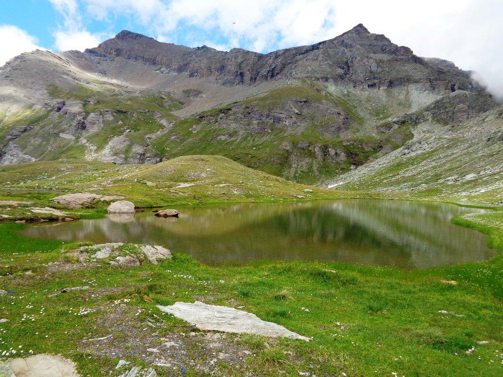 dai laghi tutta la cresta percorsa