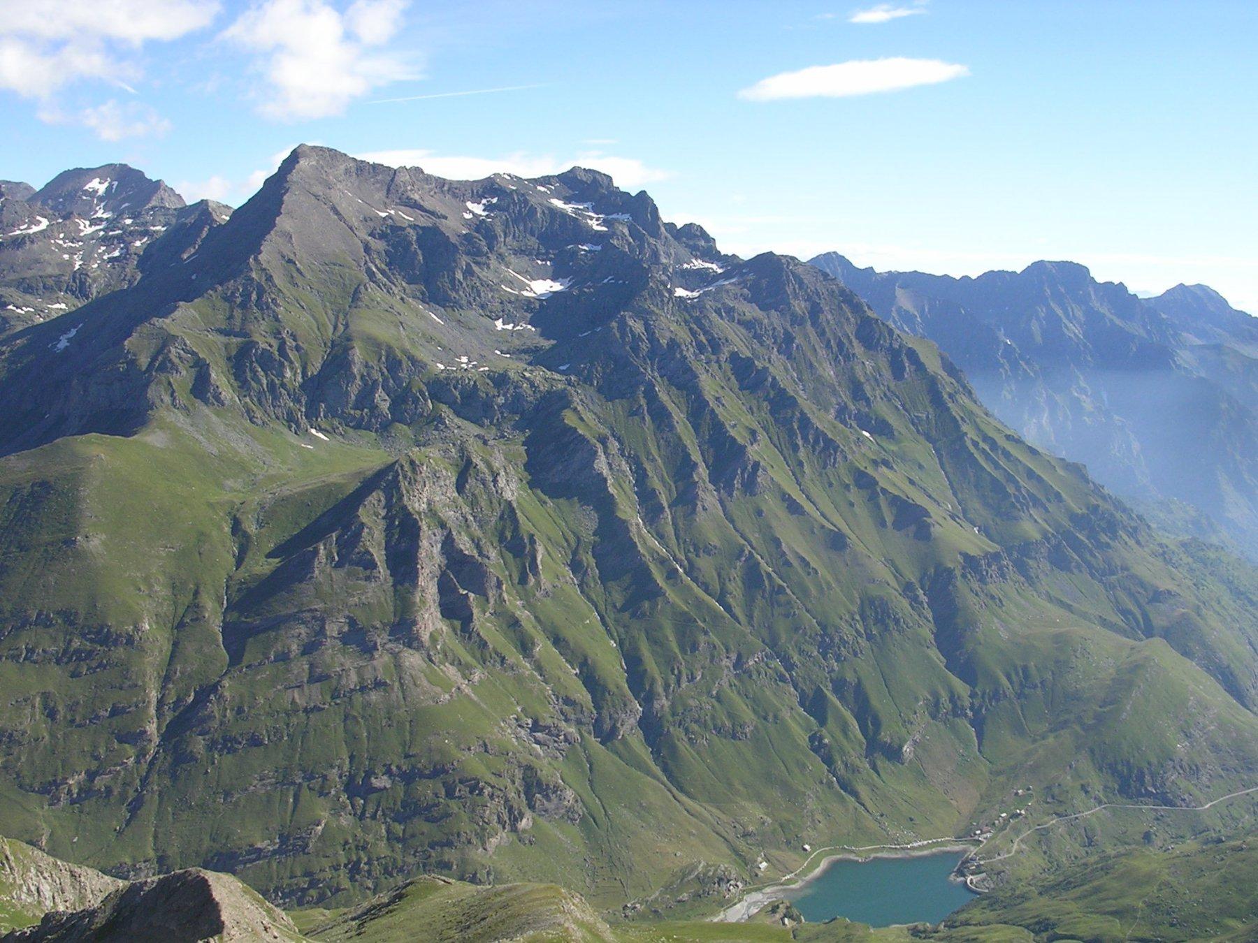 Monte Sulè, monte Lera, lago di Malciaussia