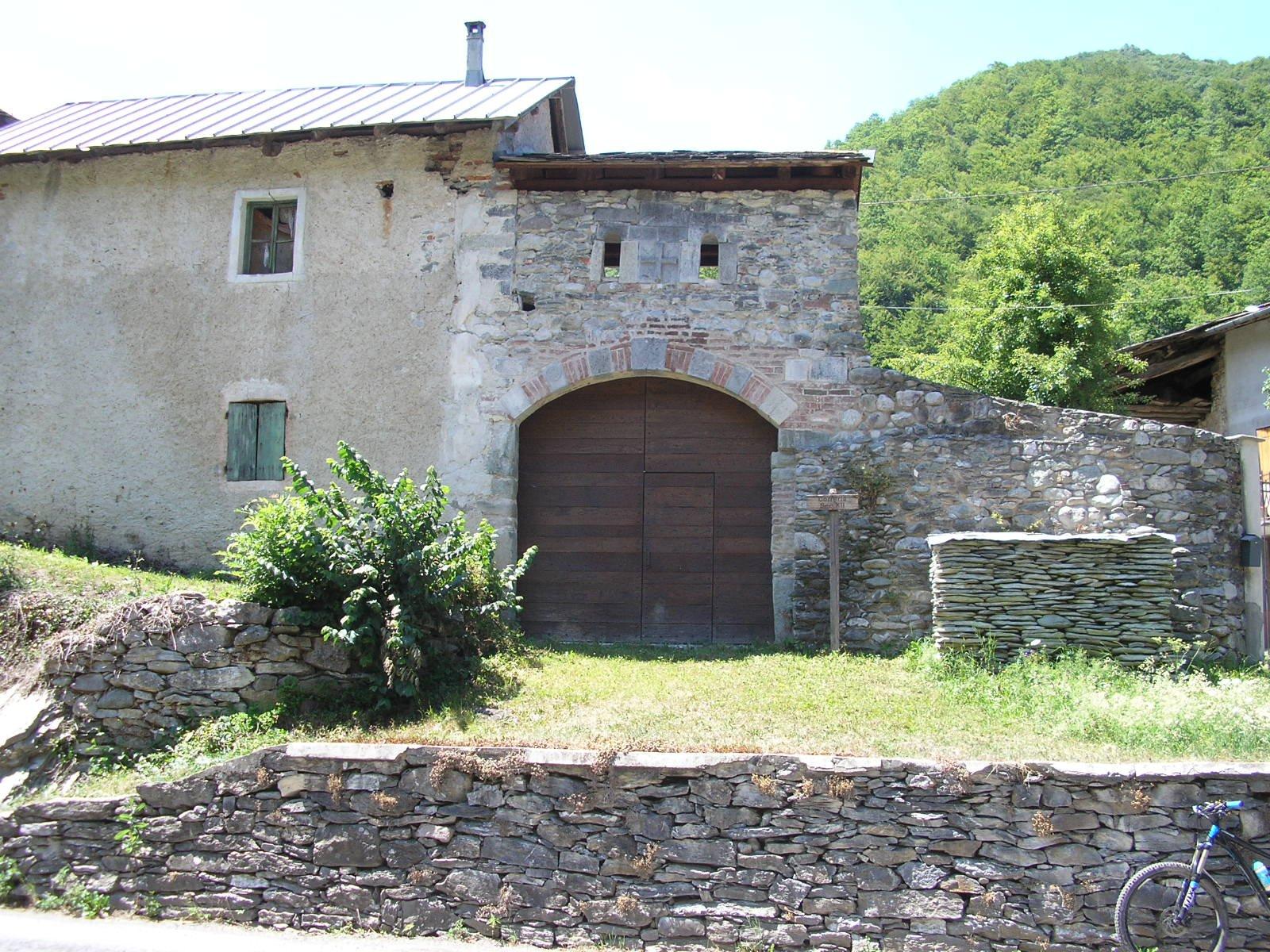 La Correria (primo edificio della Certosa)