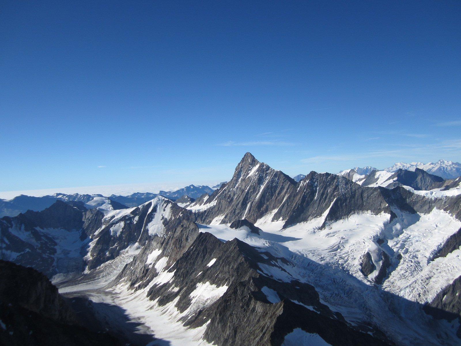 …panorama sull'Oberland...