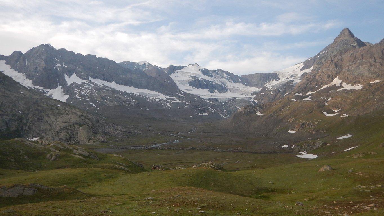 Vista dal Col des Evettes
