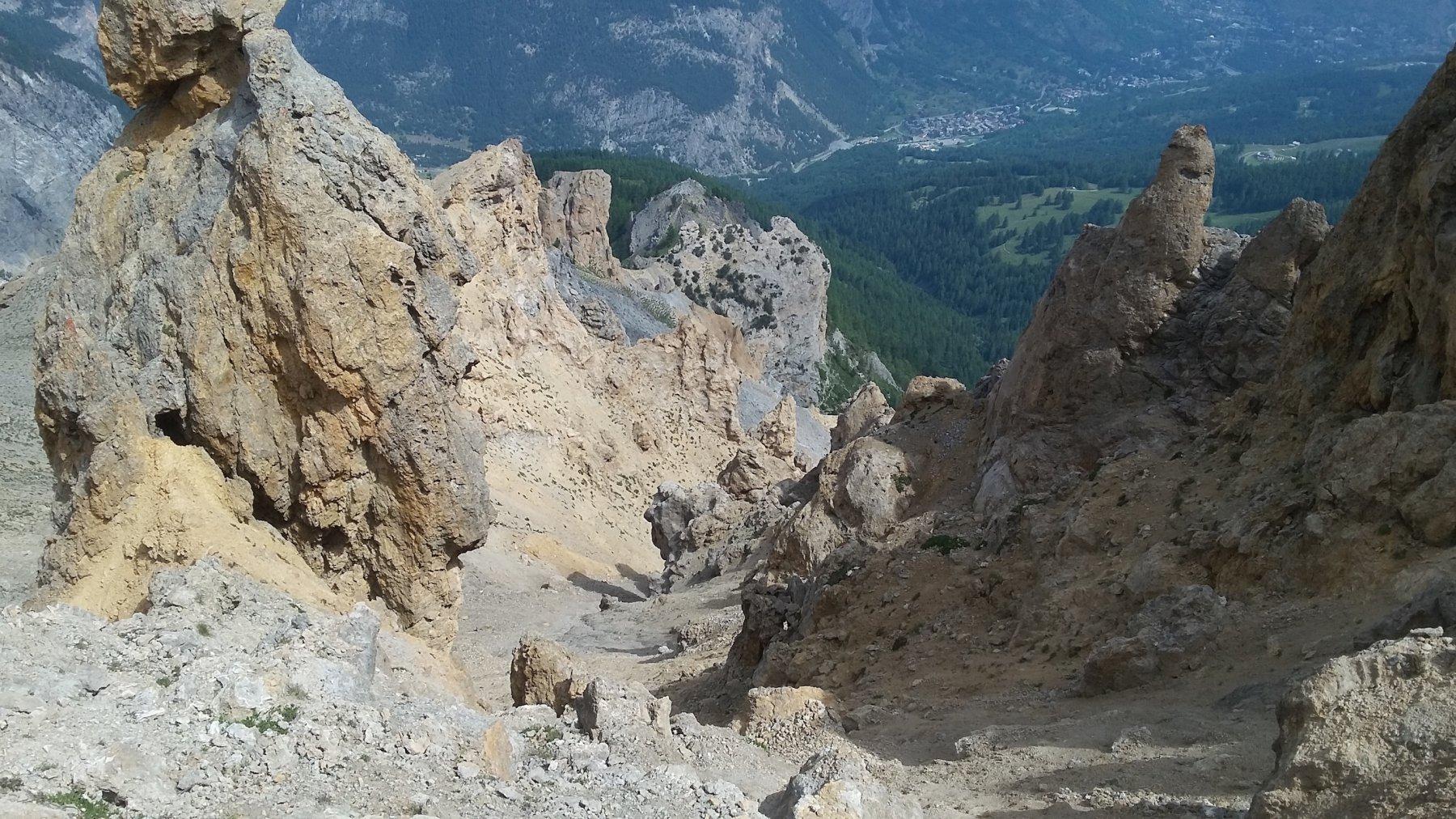 incredibili pinnacoli