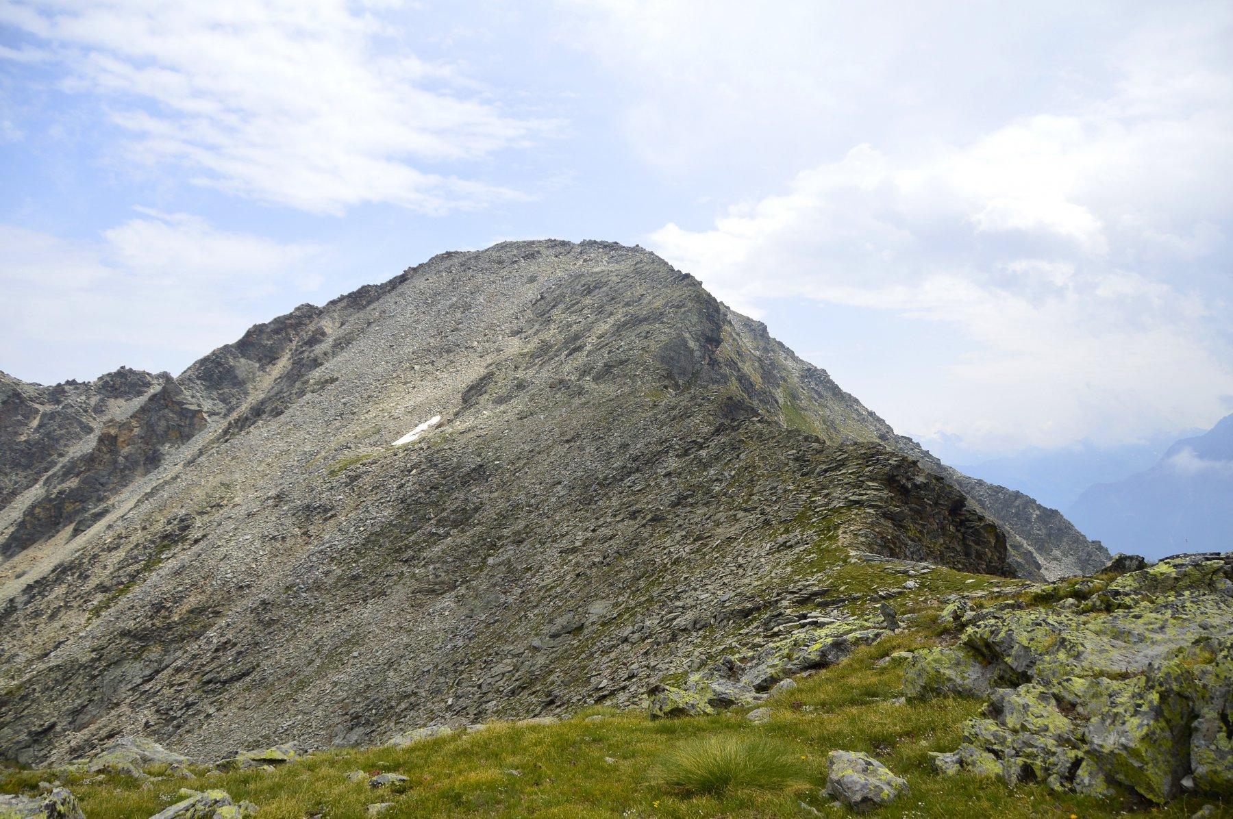 Mont Mary, chi vuole può abbinare anche questa salita