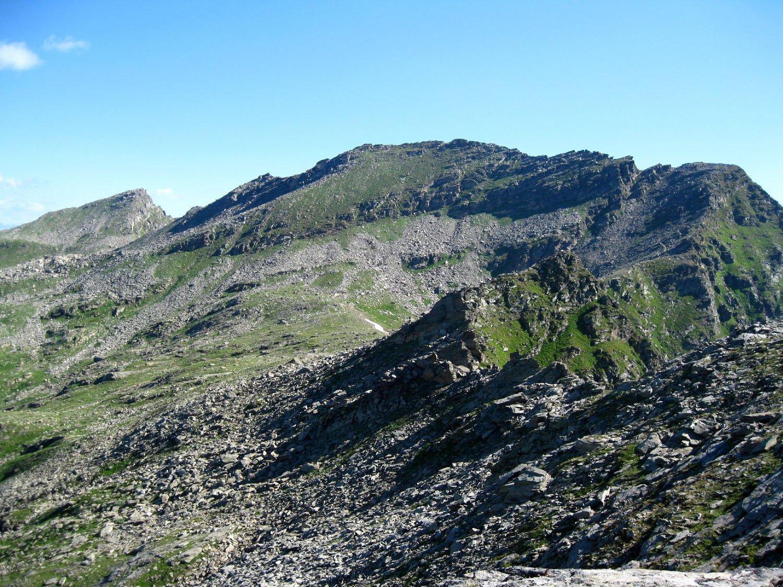 La Punta Founset e la Cialancia