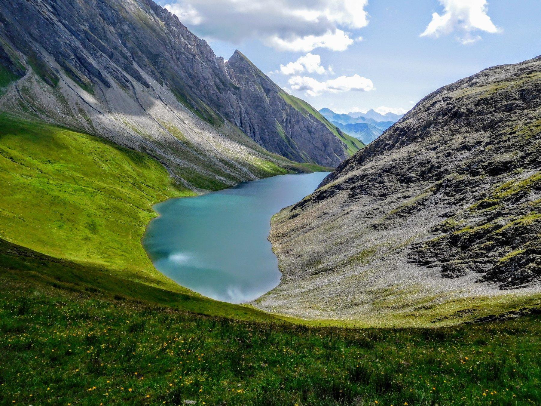 Liconi (Testa di) da Pussey e la Val Sapin 2017-07-22