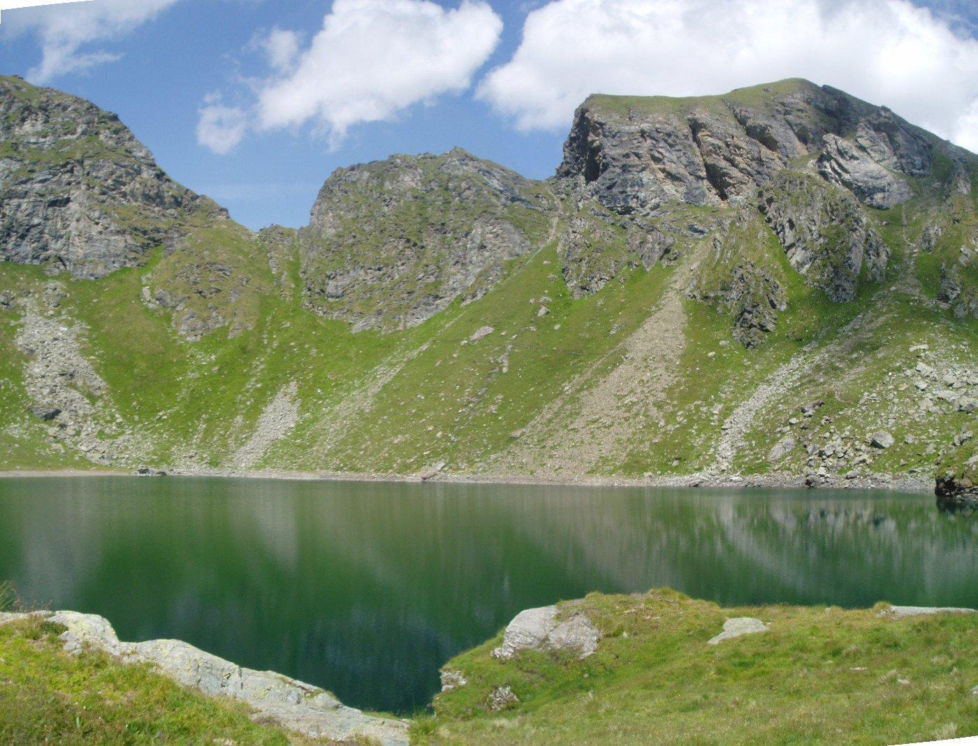 Lago Bringuez.