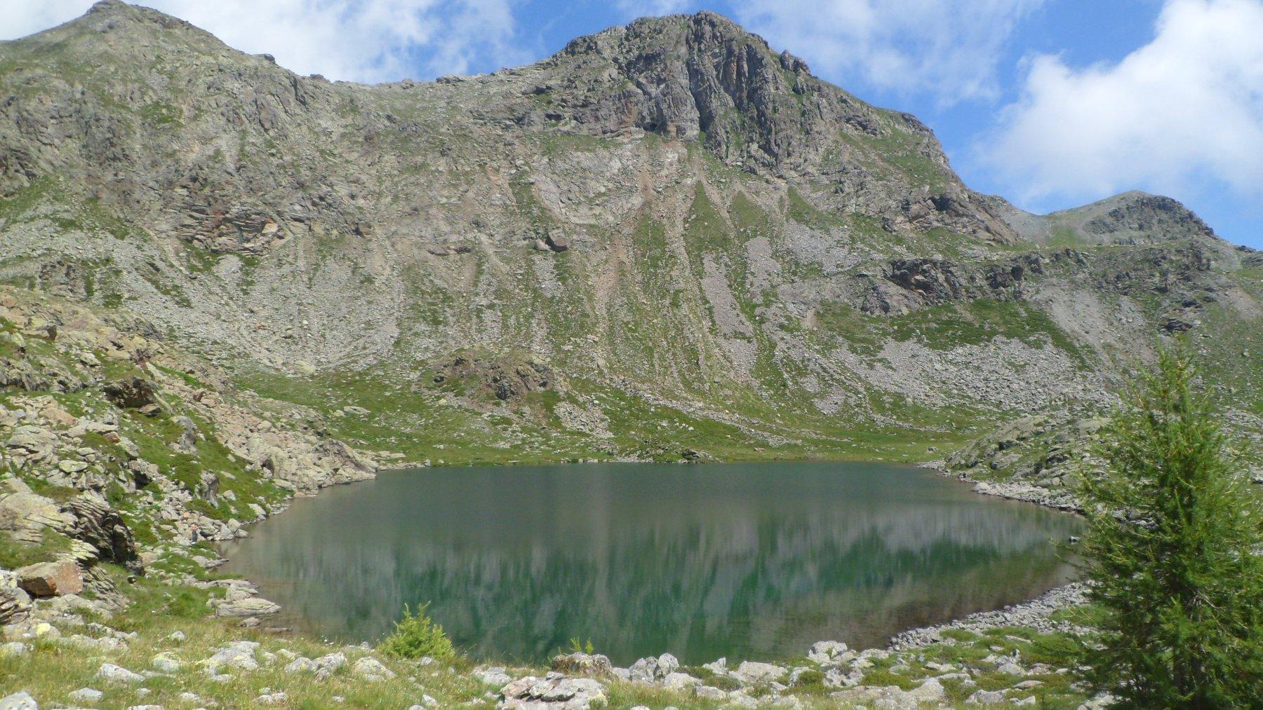 Lago Grande d'Ovarda