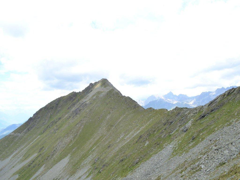 Il Monte Tantanè e la sua cresta