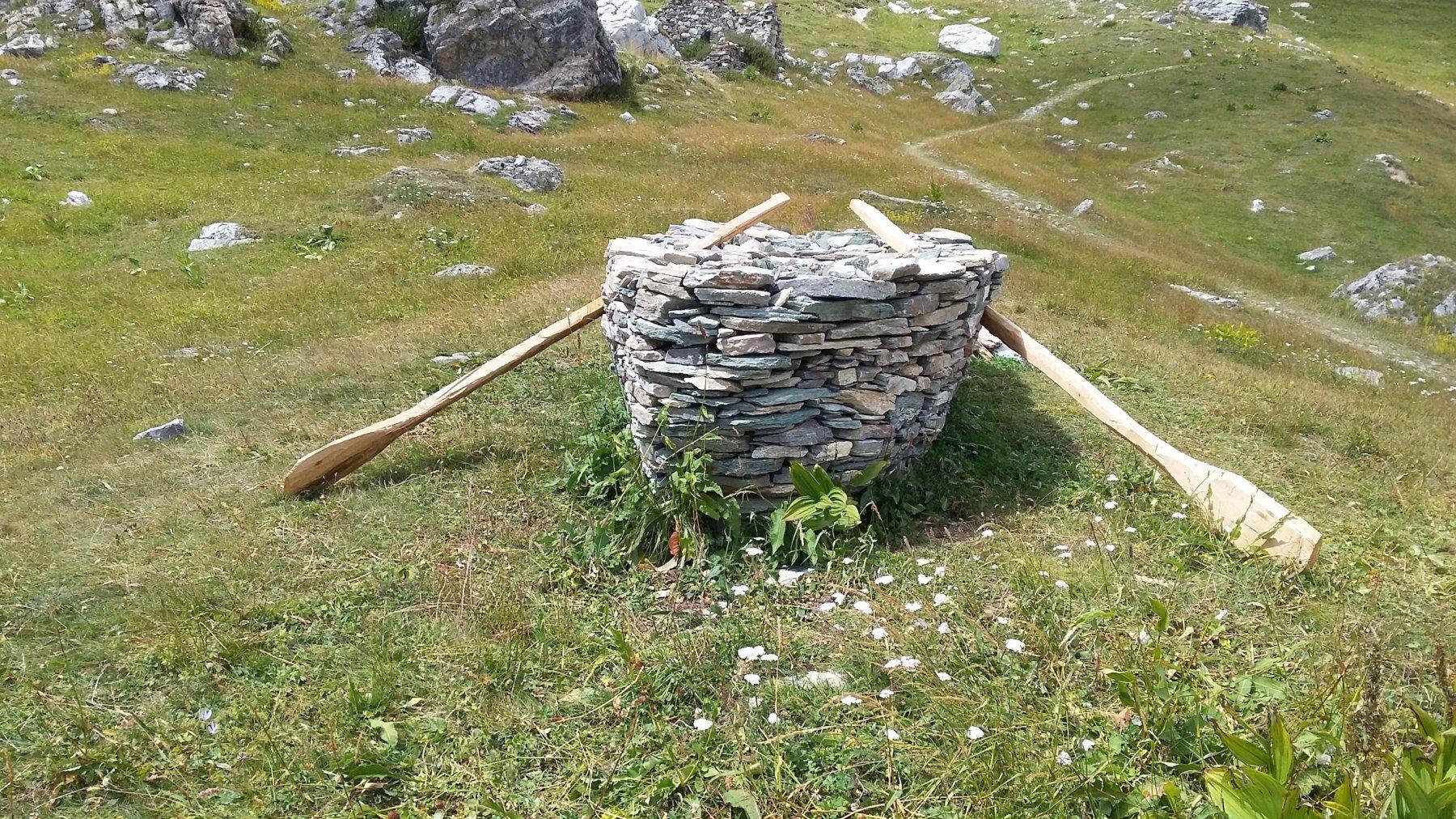 pastori spiritosi o artista di montagna ?