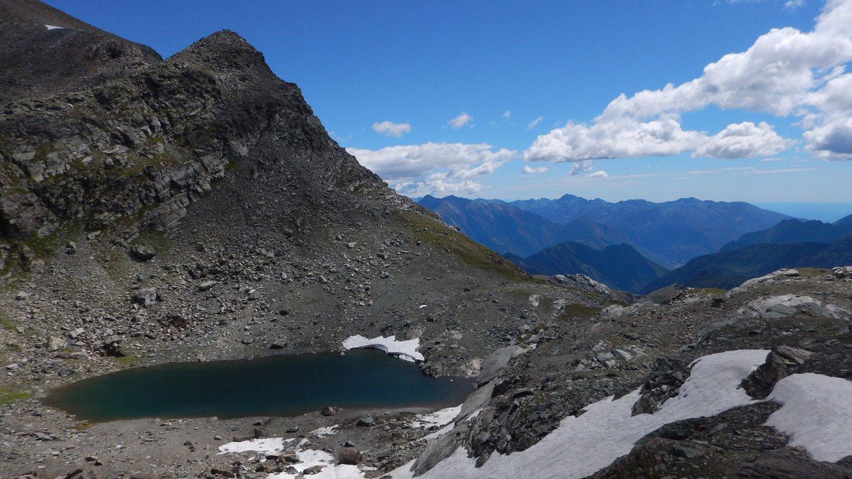 Lac Glacier