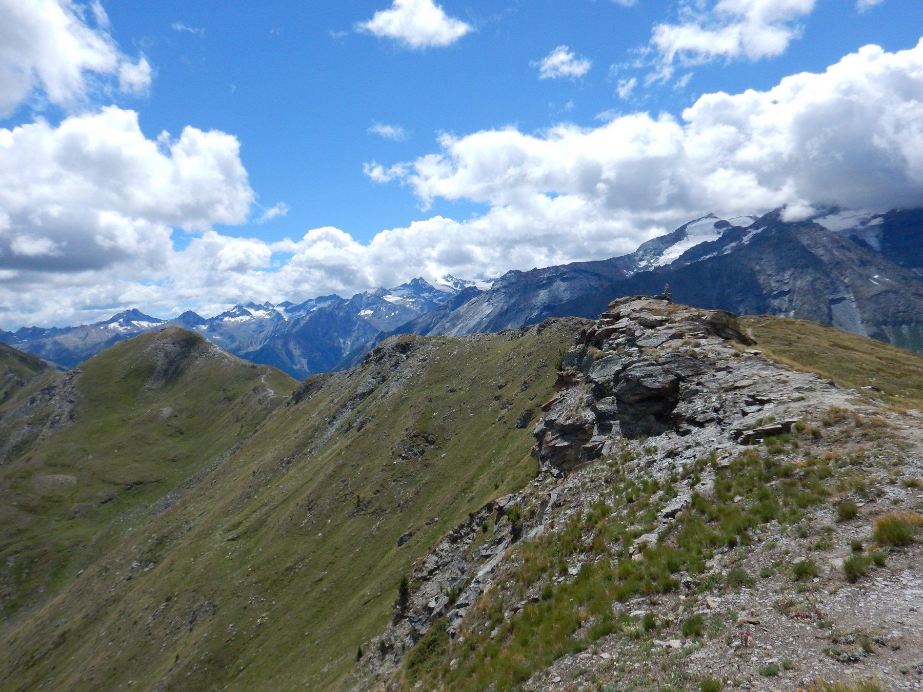 Pierre (Pointe de la) da Aosta 2017-07-25