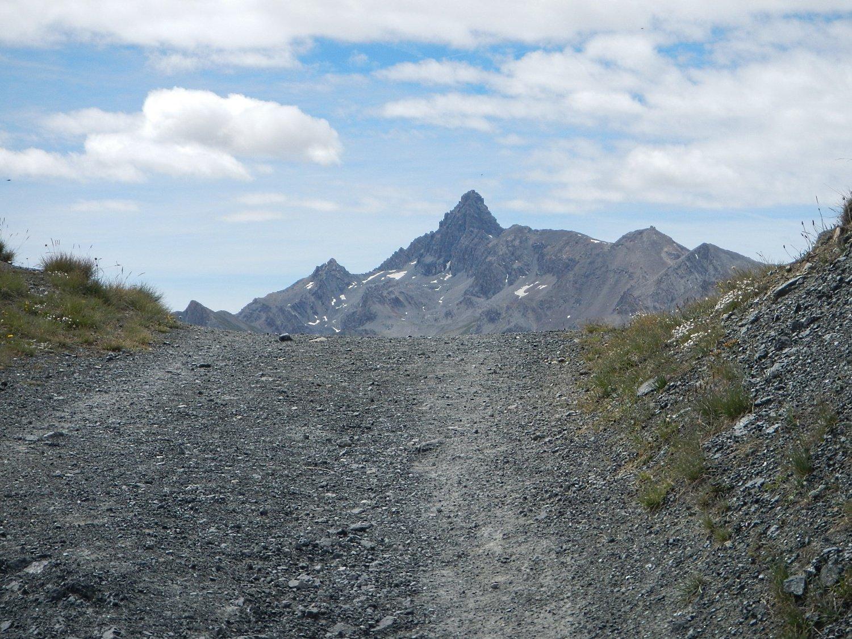 dietro l'impennata: il Pic de Rochebrune