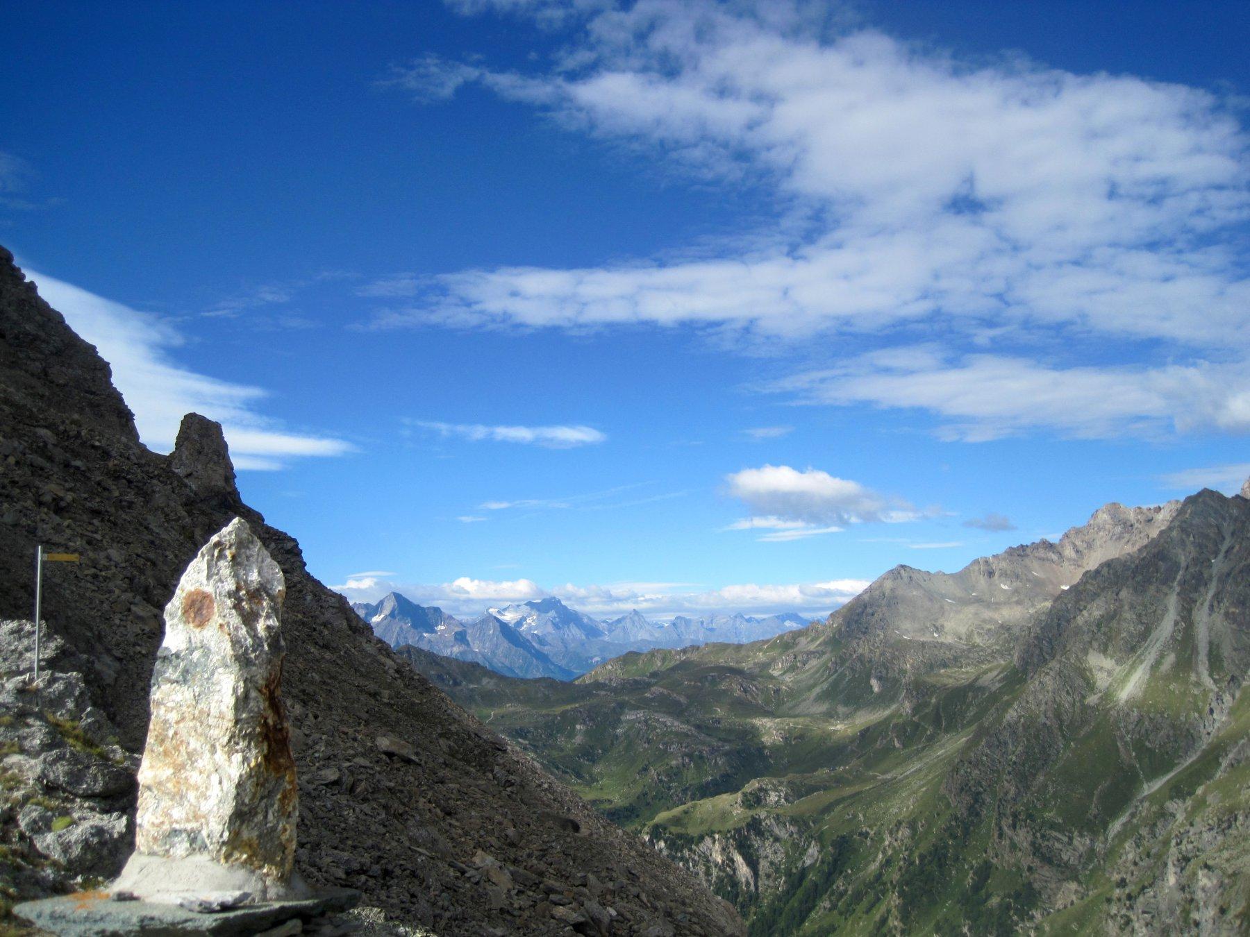 Panorama dalla Fenetre de Tzan