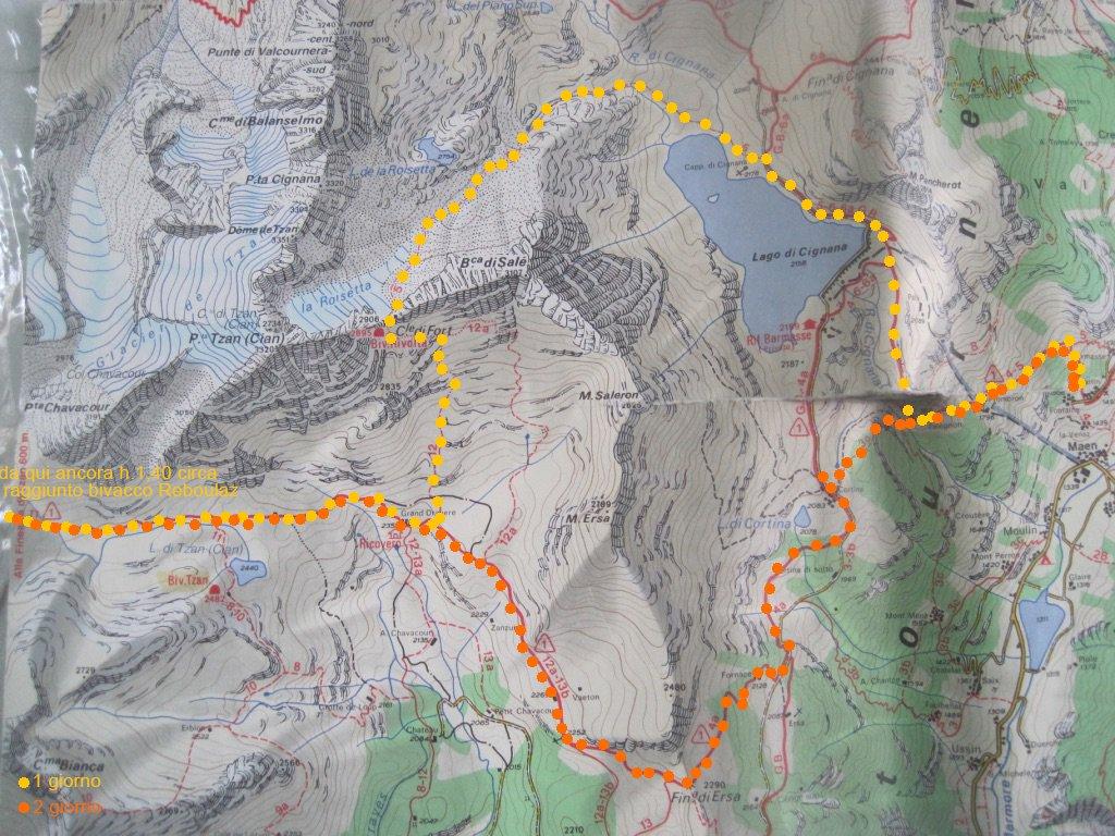 Itinerario 2 giorni