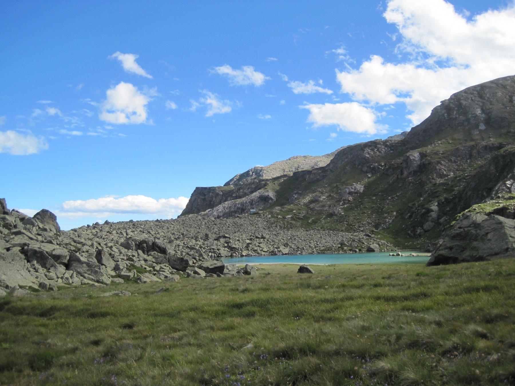 Lago di Tzan