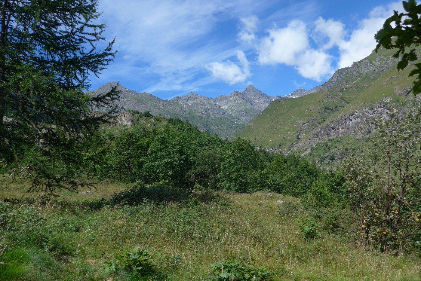 L'alta valle di Viù