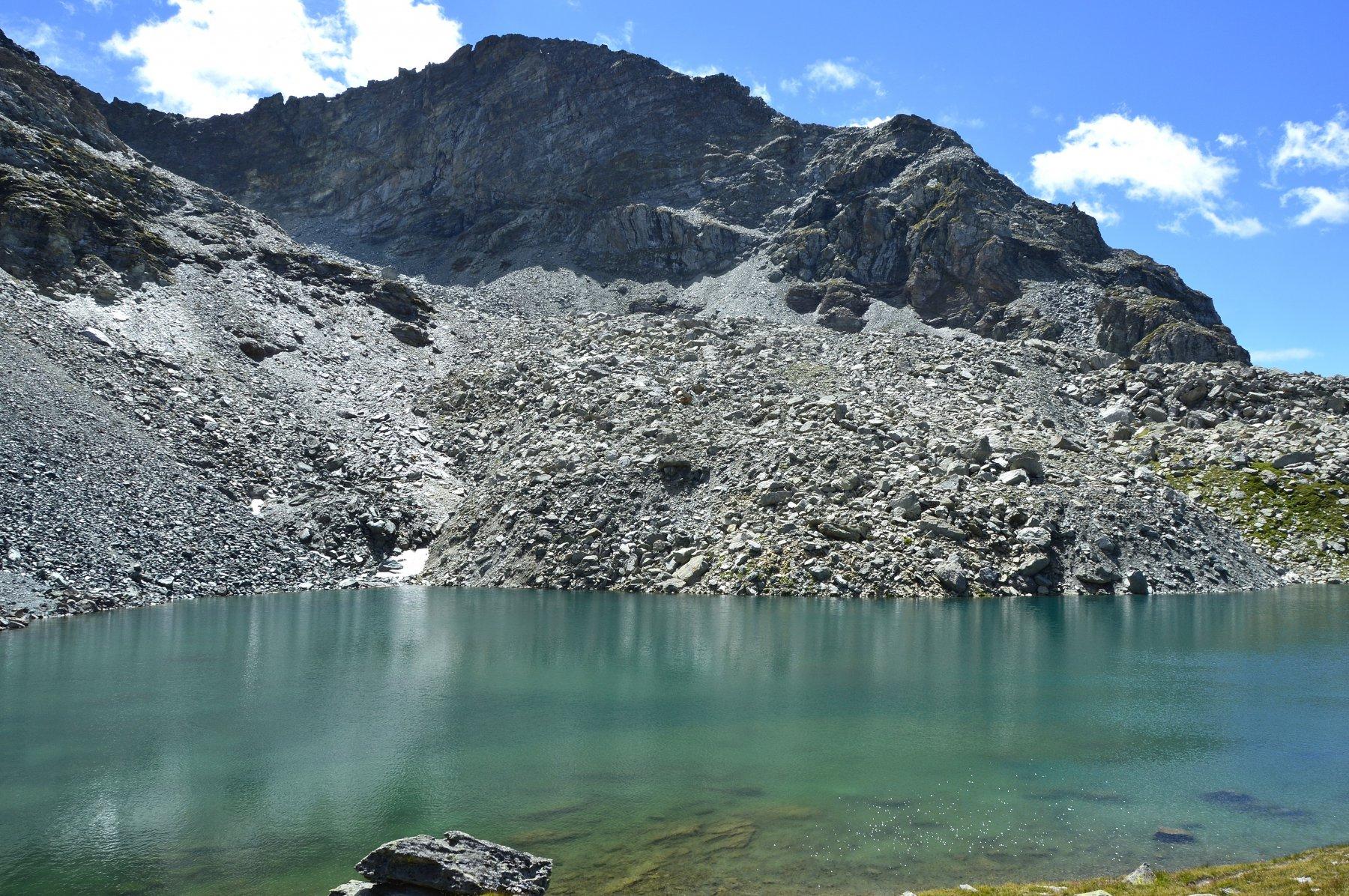 Secondo lago e Gran Cima