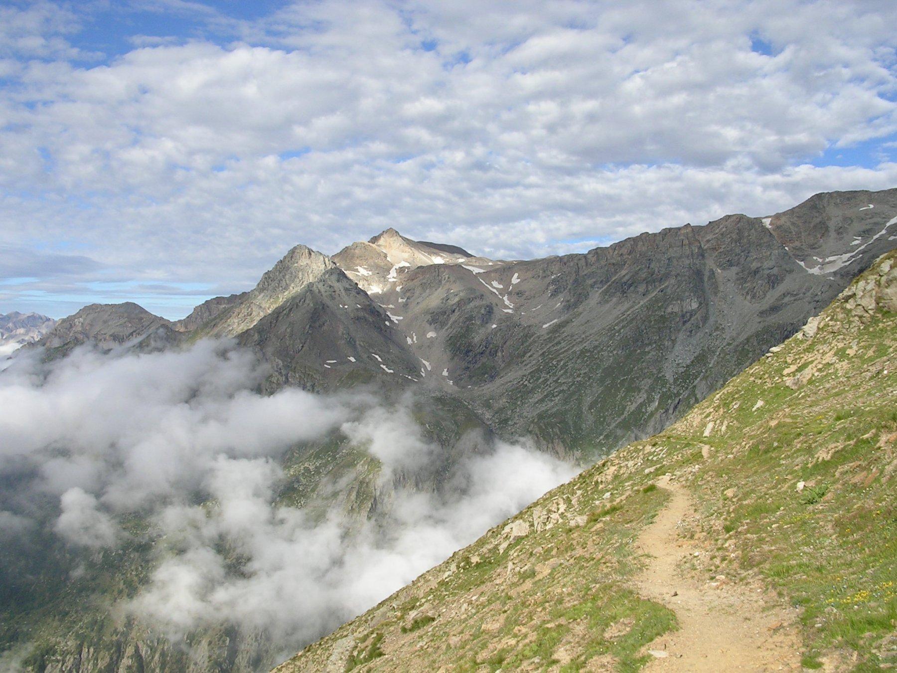 La cima del Vallonetto