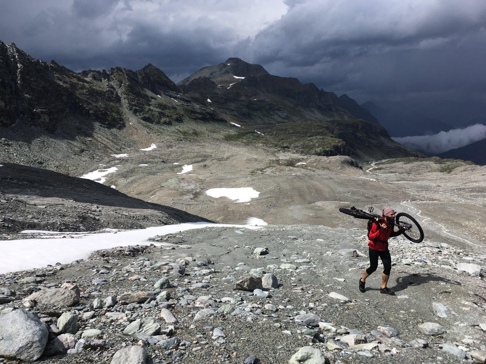 Arnas (Colle d') traversata Val di Susa - Valli di Lanzo - Moncenisio (3 gg) 2017-07-30