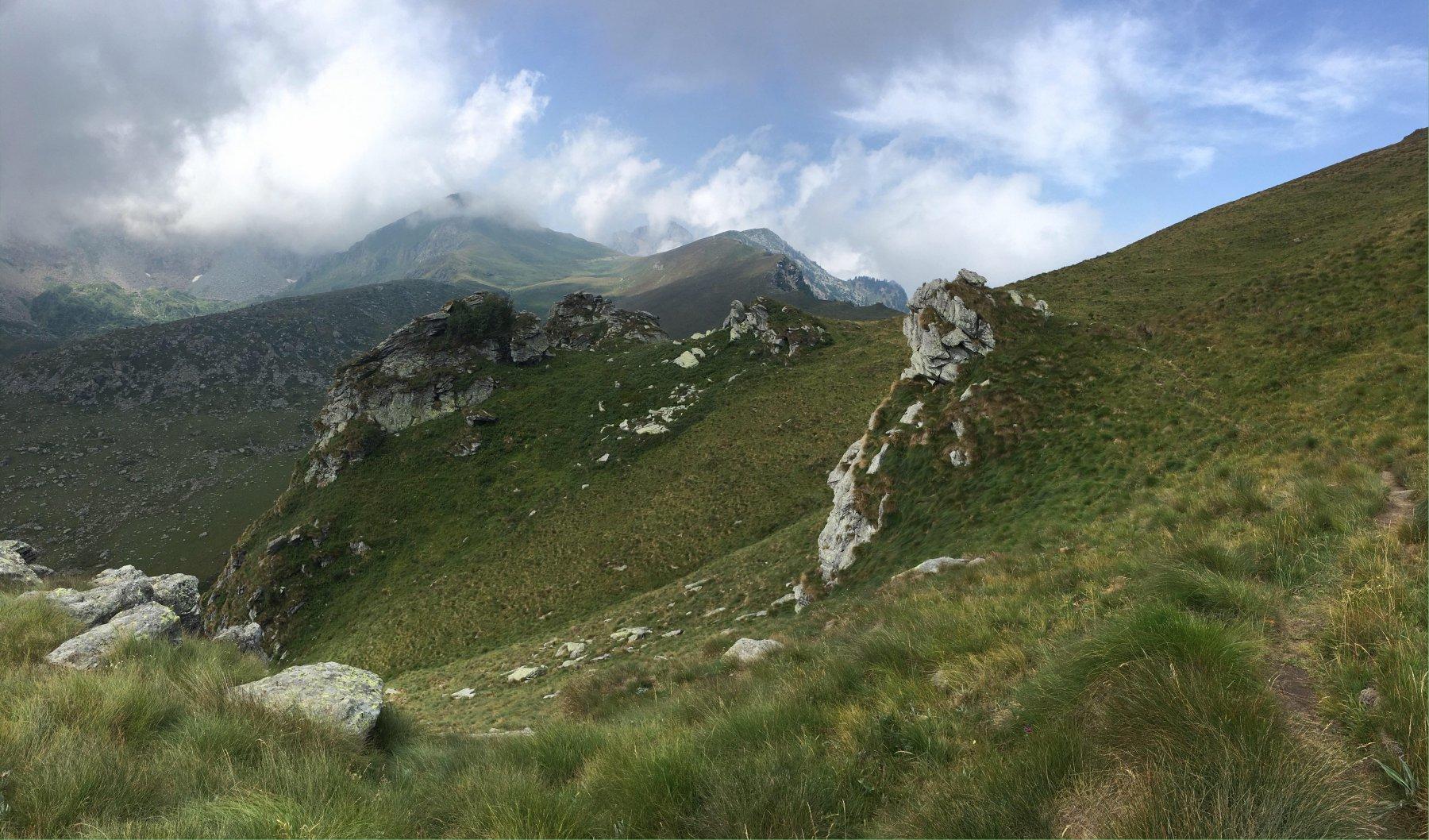 quasi alla rocca del montone