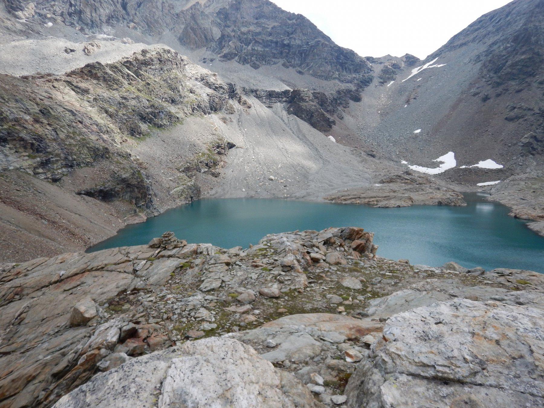 Rous (Mont) dal Laghetto Pesca Sportiva 2017-08-01