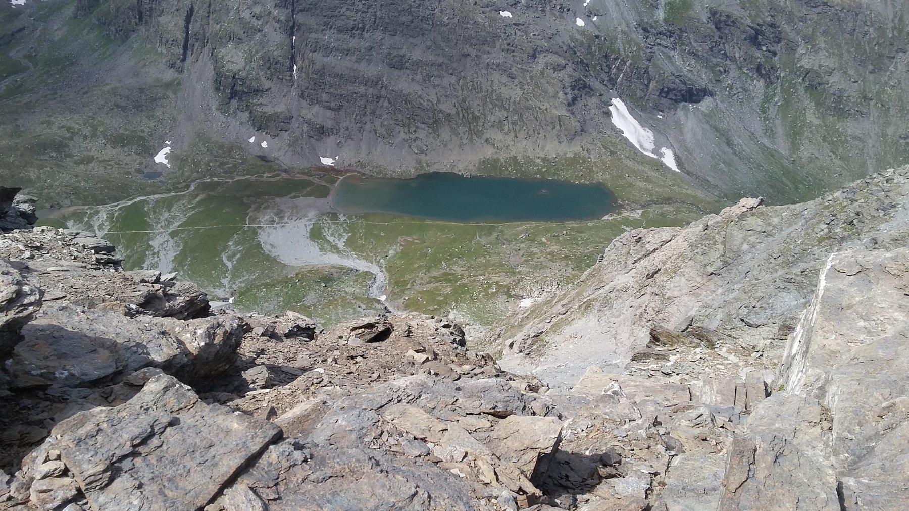 Condizioni del Lago delle Savine