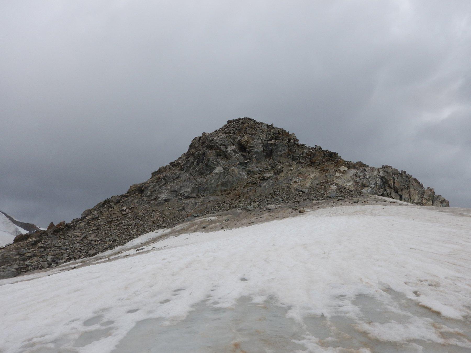 ultimo tratto di roccette