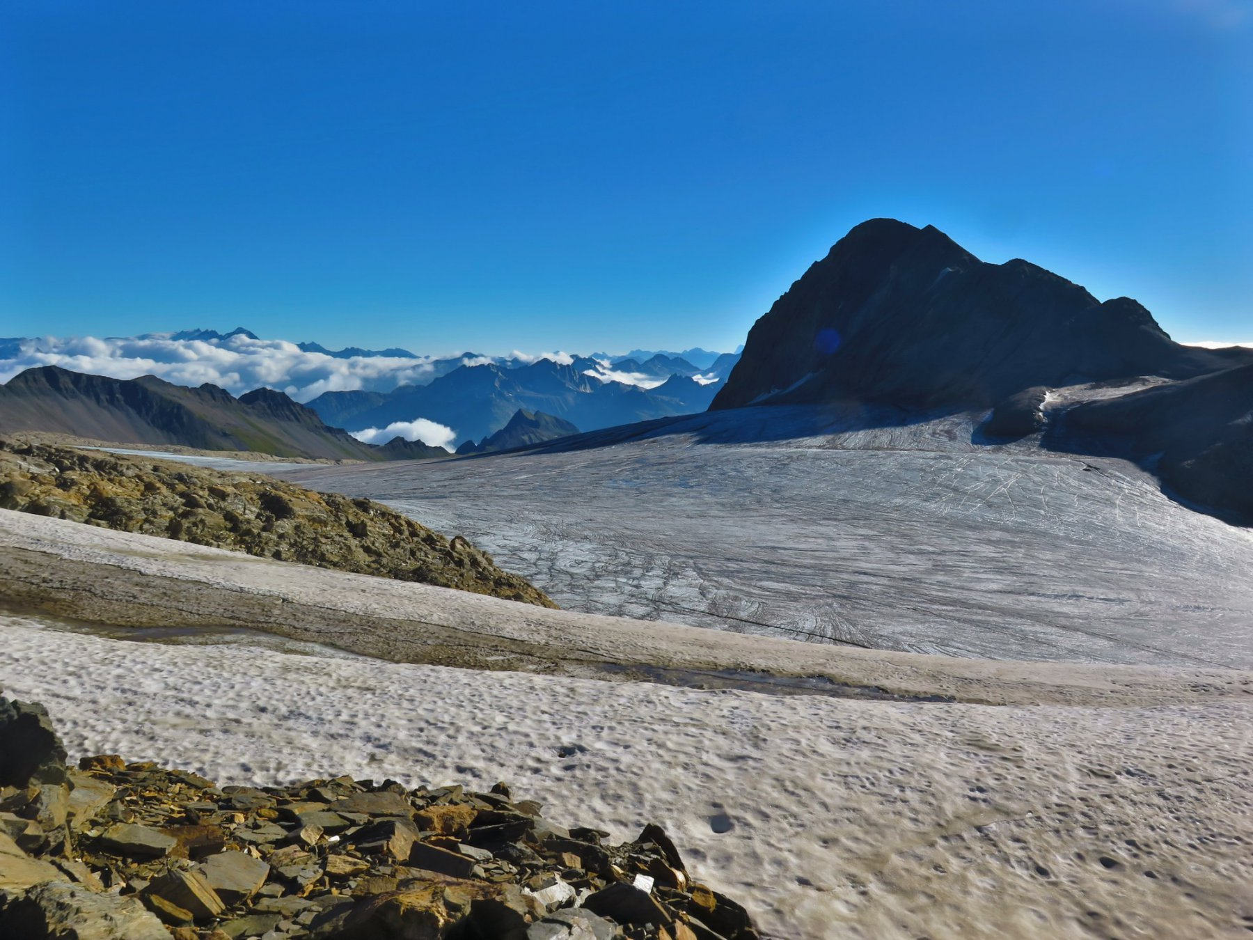 sella Gries e Rothorn